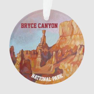 Het Nationale Park van de Canion van Bryce, Utah Ornament