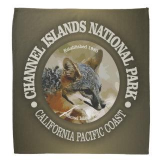 Het Nationale Park van de Eilanden van het kanaal Bandana