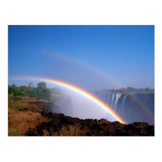 Het Nationale Park van de Herfsten van Zimbabwe, Briefkaart