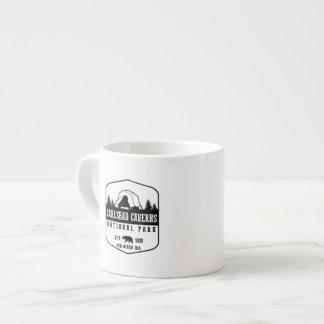 Het Nationale Park van de Holen van Carlsbad Espresso Kopjes