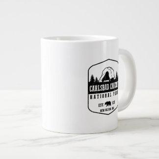 Het Nationale Park van de Holen van Carlsbad Grote Koffiekop