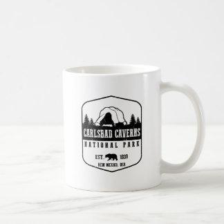 Het Nationale Park van de Holen van Carlsbad Koffiemok