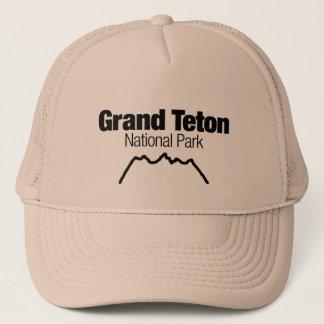 Het Nationale Park van Grand Teton Trucker Pet