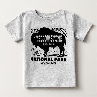 Het Nationale Park van Yellowstone Baby T Shirts