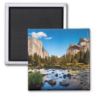 Het Nationale Park van Yosemite, Californië Magneet
