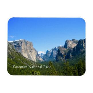 Het Nationale Park van Yosemite Magneet
