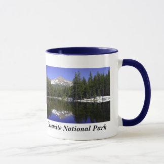 Het Nationale Park van Yosemite Mok