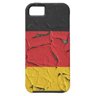 Het Nationale Patriottisme van de Vlag van Europa Tough iPhone 5 Hoesje