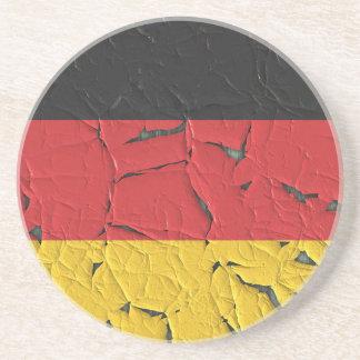 Het Nationale Patriottisme van de Vlag van Europa Zandsteen Onderzetter