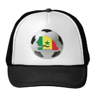 Het nationale team van Senegal Petten