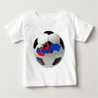Het nationale team van Slowakije Baby T Shirts
