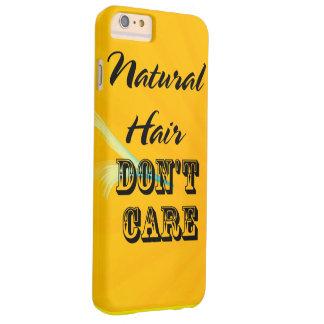 Het natuurlijke haar geeft niet Hoesje