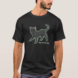 Het negende Leven - het Kat betoverde T-shirt
