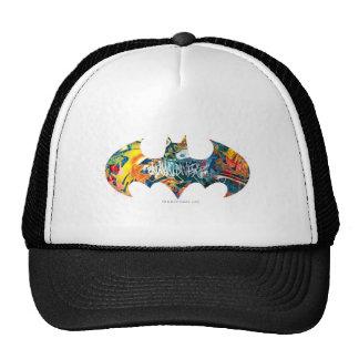 Het Neon van het Logo van Batman/de jaren '80 Graf Pet Met Netje
