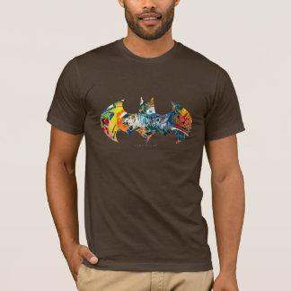 Het Neon van het Logo van Batman/de jaren '80 T Shirt