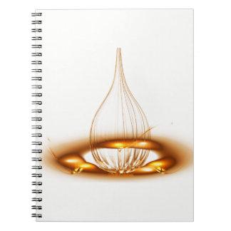 Het nest van het elf ringband notitieboek