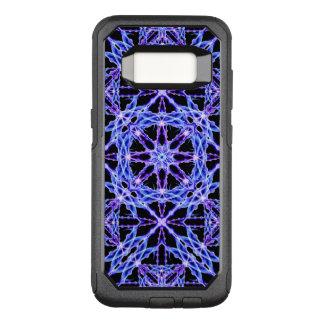 Het Net Mandala van de energie OtterBox Commuter Samsung Galaxy S8 Hoesje