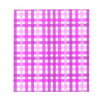 Het Net van de lavendel Notitieblok