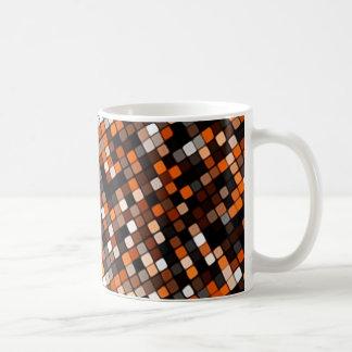 Het Net van het pixel Koffiemok