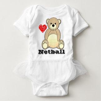 Het Netball van de Liefde van de Druk van de Romper