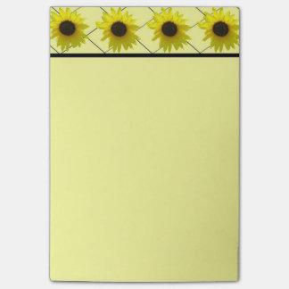 Het Netwerk van de zonnebloem Post-it® Notes