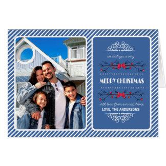 Het Nieuwe Adres van Kerstmis/Bewegende Kaart