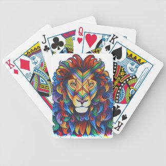 het nieuwe haar van Mufasa Poker Kaarten