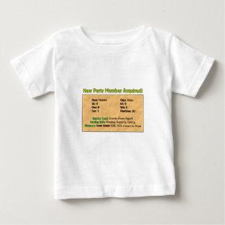 Het nieuwe Lid van de Partij! Baby T Shirts