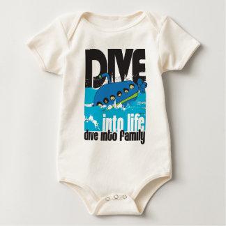 Het nieuwe Overhemd van de Toevoeging voor Baby Shirt