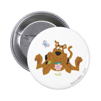 Het nieuwe Overzicht van Scooby Doo stelt 40 Ronde Button 5,7 Cm