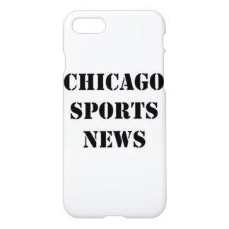 Het Nieuws van de Sporten van Chicago iPhone 8/7 Hoesje