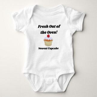 Het nieuwste T-shirt van het Baby Cupcake