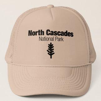 Het noorden drapeert Nationaal Park Trucker Pet