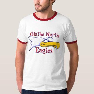 Het Noorden Eagles van Olathe T Shirt