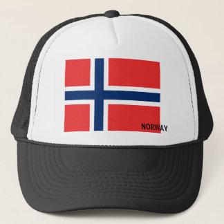 Het Noorse pet van de Vlag