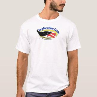 Het Normale T-shirt van de Bemanning van de