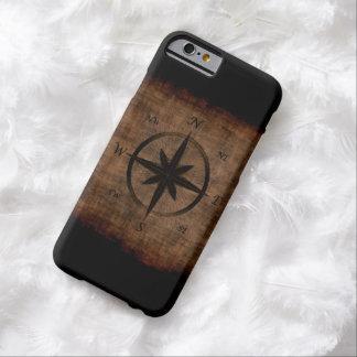 Het nostalgische Oude Kompas nam Ontwerp toe Barely There iPhone 6 Hoesje