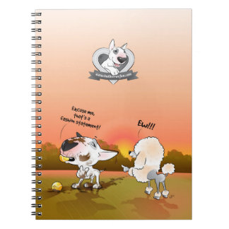 """Het Notitieboekje de """"Verklaring van de Cartoon Notitieboek"""