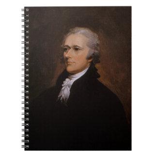Het Notitieboekje van Alexander Hamilton Notitieboek