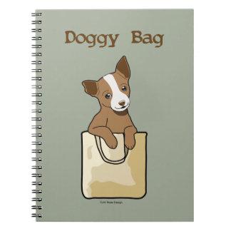 Het Notitieboekje van Chihuahua Notitieboek