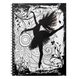Het Notitieboekje van de ballerina Notitieboek