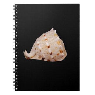 Het Notitieboekje van de Foto van Shell van de Ringband Notitieboek