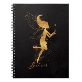 Het Notitieboekje van de Kunst van de Folie van de Notitie Boek