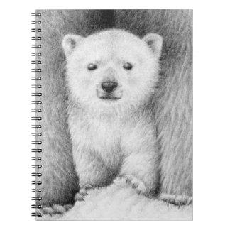 Het Notitieboekje van de Welp van de Ijsbeer Ringband Notitieboek