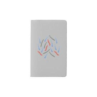 Het Notitieboekje van de Zak van takken Pocket Moleskine Notitieboekje
