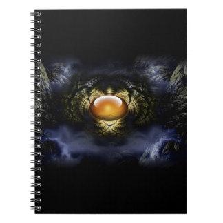 Het Notitieboekje van het Overblijfsel van Mogok Notitieboek