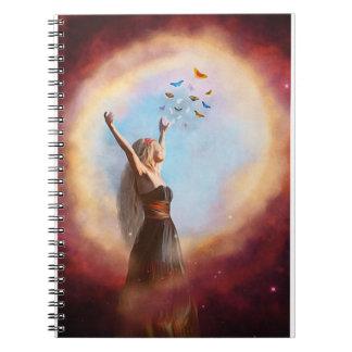 Het Notitieboekje van New Horizons Notitieboek