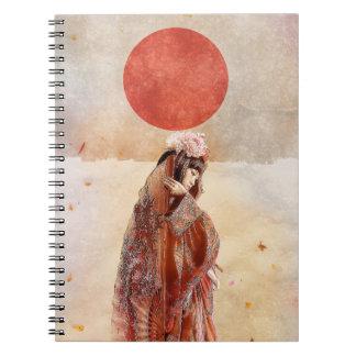 Het Notitieboekje van Sukiyaki Ringband Notitieboek