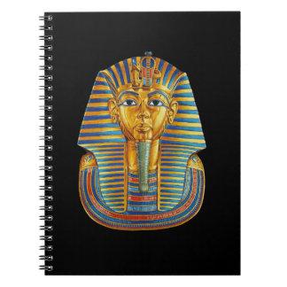 Het Notitieboekje van Tut van de koning Ringband Notitieboek