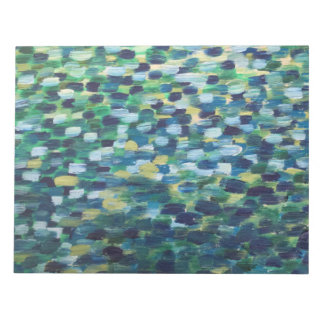 Het Notitieboekje van Waterlilies Kladblok